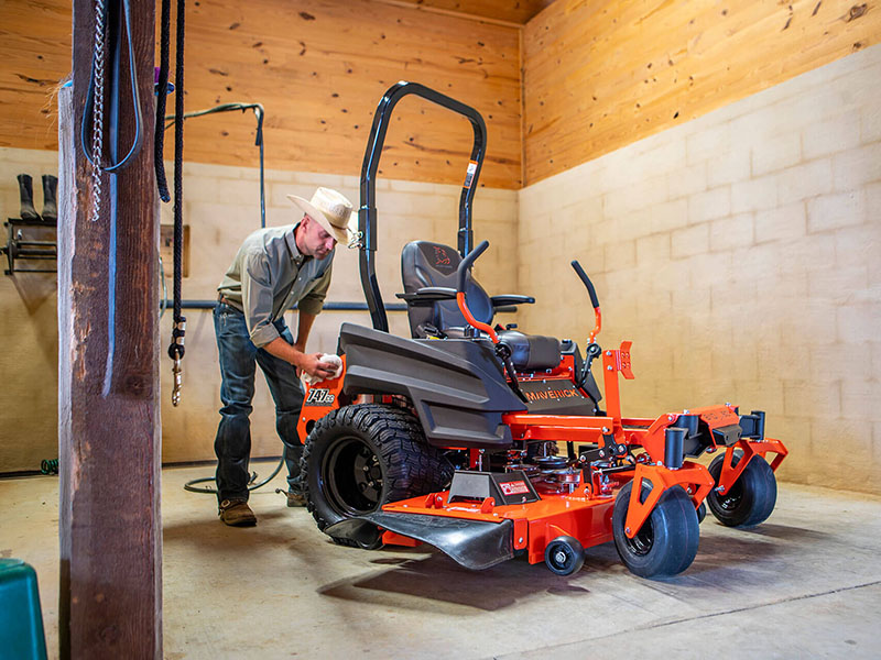 2021 Bad Boy Mowers Maverick 48 in. Kohler Confidant 747 cc in Cherry Creek, New York - Photo 9
