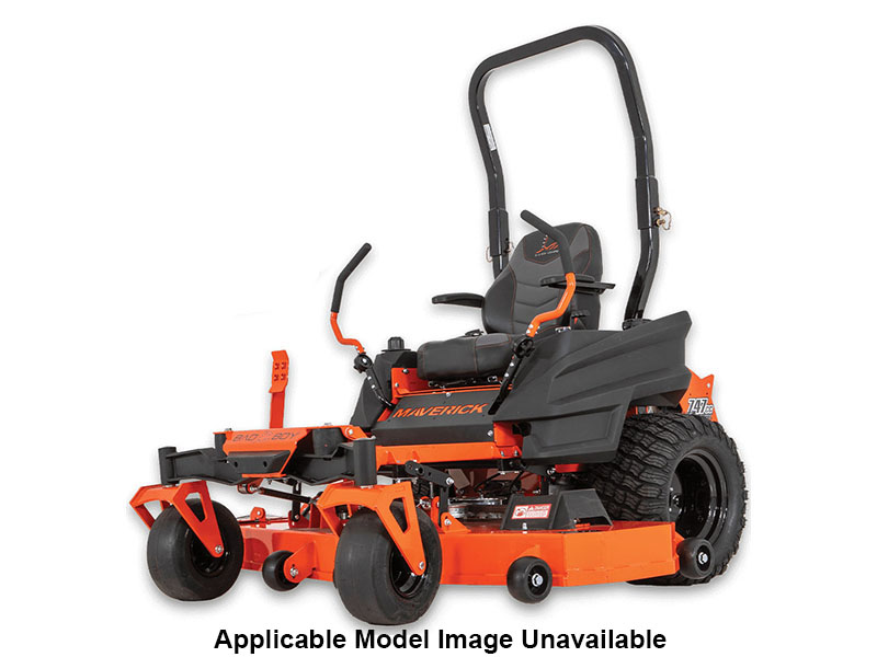 2021 Bad Boy Mowers Maverick 48 in. Kawasaki FS730 726 cc in Chillicothe, Missouri - Photo 1