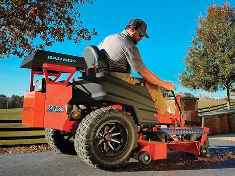 2021 Bad Boy Mowers ZT Elite 60 in. Kawasaki FR730 726 cc in Sandpoint, Idaho - Photo 3
