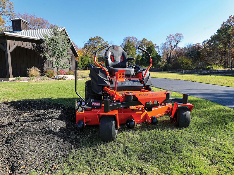 2021 Bad Boy Mowers ZT Elite 60 in. Kohler Pro 7000 747 cc in Effort, Pennsylvania - Photo 11