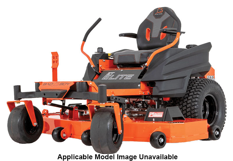 2021 Bad Boy Mowers ZT Elite 48 in. Kohler 7000 725 cc in Cherry Creek, New York - Photo 1