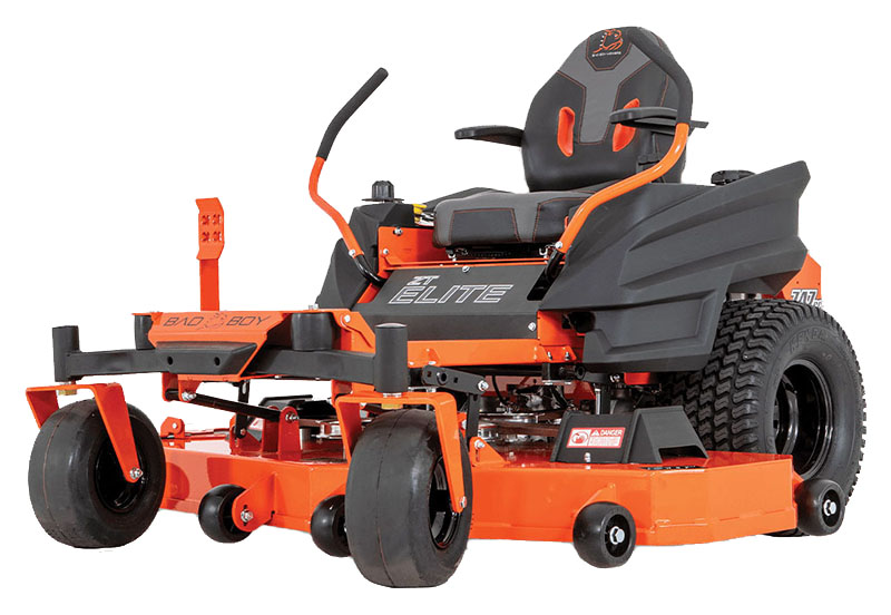 2021 Bad Boy Mowers ZT Elite 60 in. Kohler Pro 7000 747 cc in Effort, Pennsylvania - Photo 1