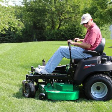 2018 Bob-Cat Mowers XRZ 48 in Saint Marys, Pennsylvania