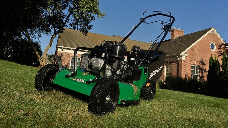 2019 Bob-Cat Mowers Commercial 21 in. Walk-Behind BBC in Saint Marys, Pennsylvania