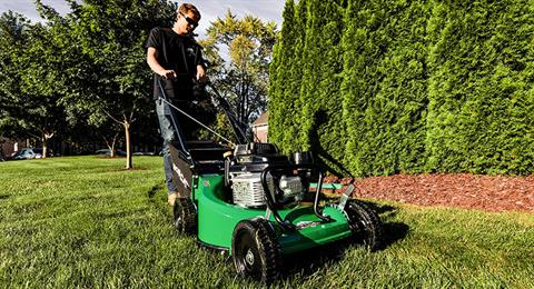 2019 Bob-Cat Mowers Commercial 21 in. Walk-Behind Zone Start in Freedom, New York