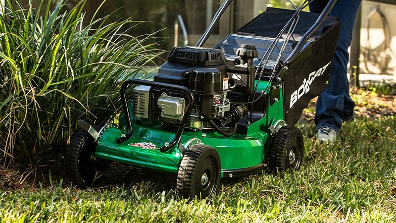 2019 Bob-Cat Mowers Commercial 21 in. Kawasaki Zone Start in Brockway, Pennsylvania - Photo 6