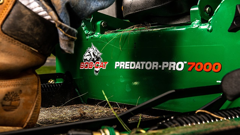 2019 Bob-Cat Mowers Predator-Pro 7000 61 in. Kawasaki 999 cc HG Wheel Motors in Mansfield, Pennsylvania - Photo 2