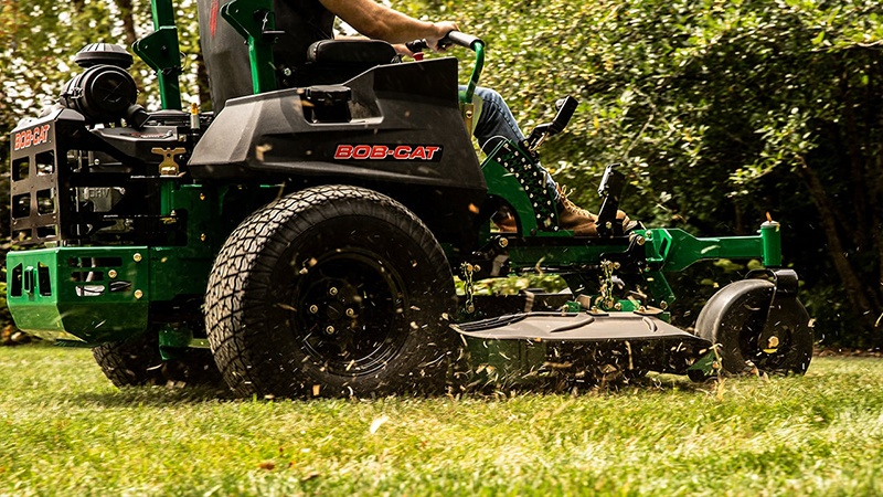 2019 Bob-Cat Mowers Predator-Pro 7000 61 in. Kawasaki 999 cc HG Wheel Motors in Brockway, Pennsylvania - Photo 4