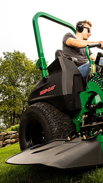2019 Bob-Cat Mowers Predator-Pro 7000 61 in. Kawasaki 999 cc HG Wheel Motors in Mansfield, Pennsylvania - Photo 6
