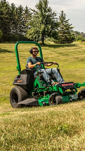 2019 Bob-Cat Mowers ProCat 6000 61 in. HG Wheel Motors in Mansfield, Pennsylvania - Photo 4