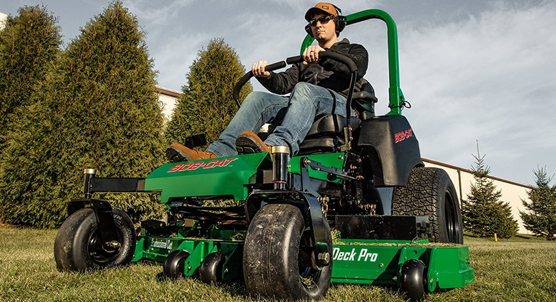 2019 Bob-Cat Mowers CRZ 48 in. Kawasaki FR651V 726 cc in Brockway, Pennsylvania - Photo 1