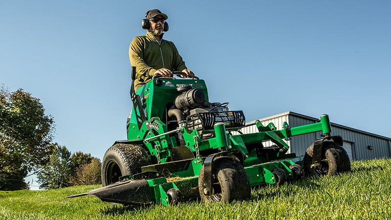 2019 Bob-Cat Mowers QuickCat 61 in. Kawasaki 726 cc in Mansfield, Pennsylvania - Photo 3