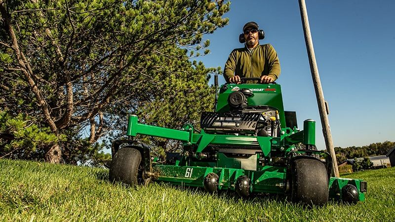 2019 Bob-Cat Mowers QuickCat 61 in. Kawasaki 726 cc in Mansfield, Pennsylvania - Photo 4