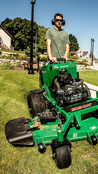 2019 Bob-Cat Mowers QuickCat 61 in. Kawasaki 726 cc in Mansfield, Pennsylvania - Photo 6