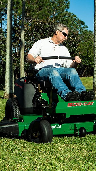 2019 Bob-Cat Mowers XRZ 52 in. Kawasaki 726 cc in Brockway, Pennsylvania - Photo 2