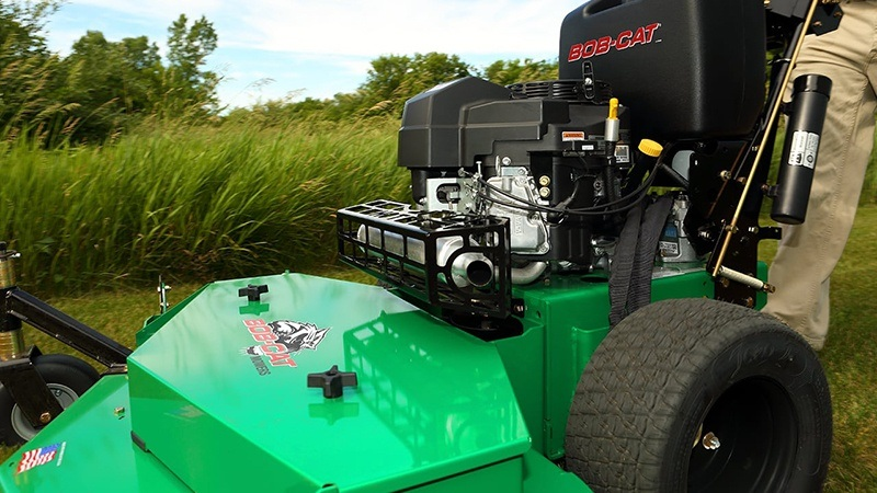2019 Bob-Cat Mowers Hydro Drive Z Control 36 in. Kawasaki 603 cc in Brockway, Pennsylvania - Photo 2