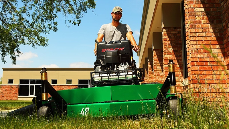 2019 Bob-Cat Mowers Hydro Drive Z Control 36 in. Kawasaki 603 cc in Brockway, Pennsylvania - Photo 6