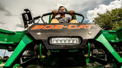 2020 Bob-Cat Mowers Predator-Pro 7000 61 in. Kawasaki 999 cc HG Wheel Motors in Mansfield, Pennsylvania - Photo 3