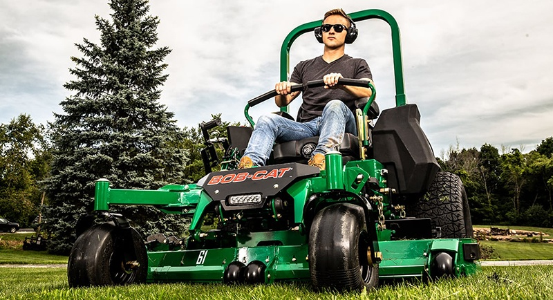 2020 Bob-Cat Mowers Predator-Pro 7000 72 in. Kawasaki 999 cc HG Wheel Motors in Mansfield, Pennsylvania - Photo 1