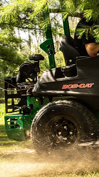 2020 Bob-Cat Mowers ProCat 6000MX 61 in. Kawasaki 852 cc HG Wheel Motors in Mansfield, Pennsylvania - Photo 4