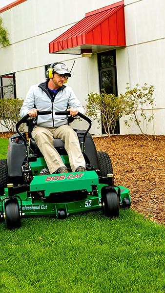 2019 Bob-Cat Mowers XRZ Pro 61 in. Kawasaki 726 cc in Mansfield, Pennsylvania - Photo 4