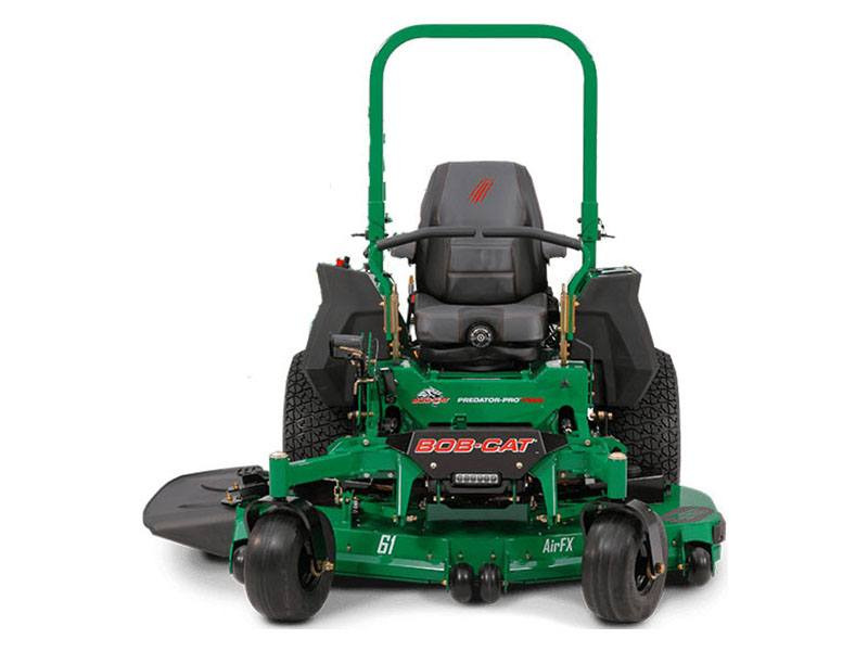 2020 Bob-Cat Mowers Predator-Pro 7000 61 in. HG Wheel Motors FX1000V 999 cc in Melissa, Texas - Photo 3