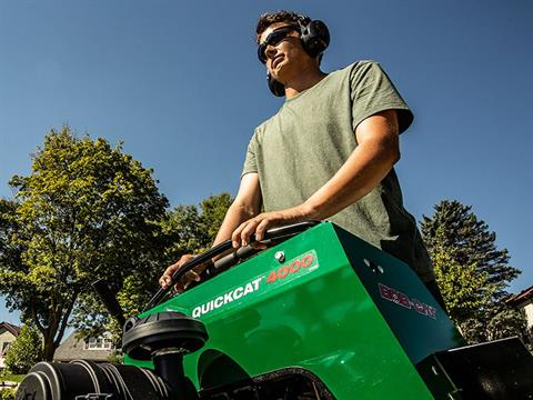 2020 Bob-Cat Mowers QuickCat 4000 36 in. Kawasaki FX600V 603 cc in Melissa, Texas - Photo 8
