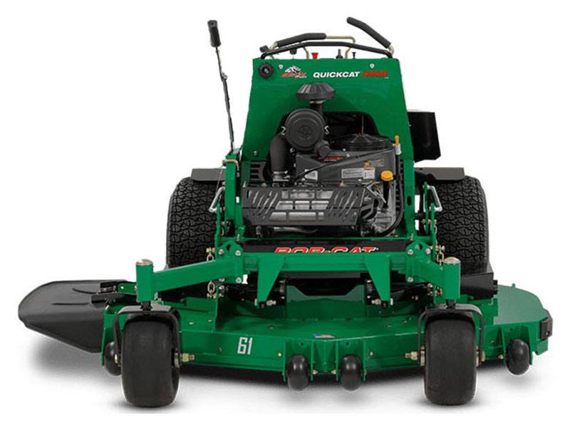 2020 Bob-Cat Mowers QuickCat 4000 52 in. Kawasaki FX691V 726 cc in Caroline, Wisconsin - Photo 3