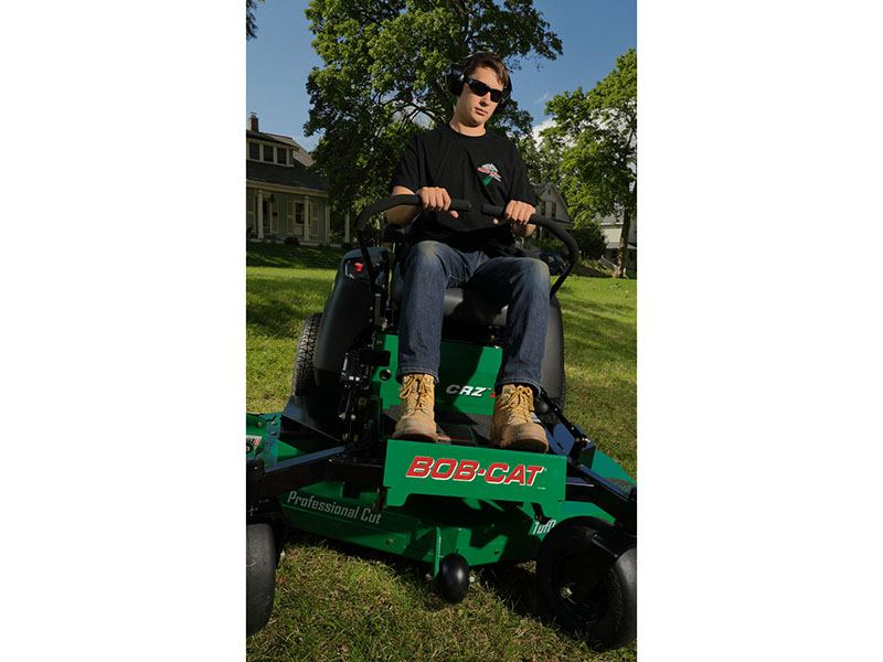 2020 Bob-Cat Mowers CRZ 61 in. Kawasaki FR691V 726 cc in Saint Marys, Pennsylvania - Photo 9