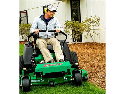 2020 Bob-Cat Mowers XRZ Pro 52 in. Kawasaki FX691V 726 cc in Mansfield, Pennsylvania - Photo 7