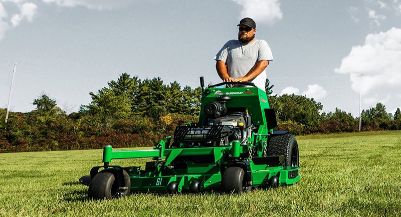 2020 Bob-Cat Mowers QuickCat 52 in. Kawasaki 726 cc in Mansfield, Pennsylvania - Photo 1