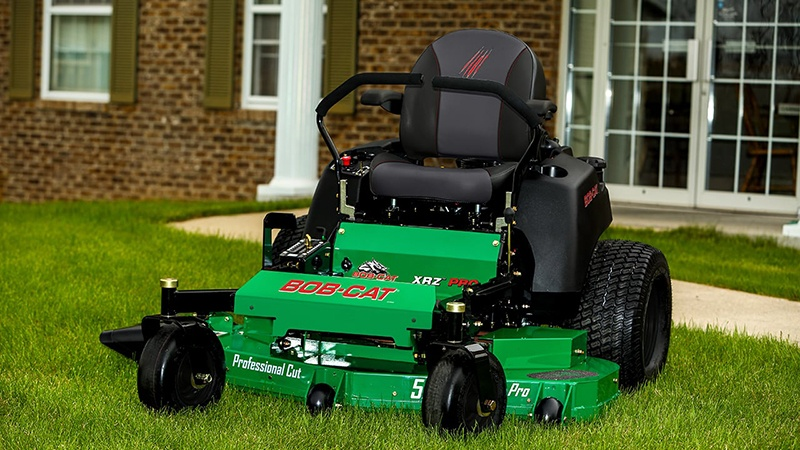 2020 Bob-Cat Mowers XRZ Pro 61 in. Kawasaki 726 cc in Brockway, Pennsylvania - Photo 3