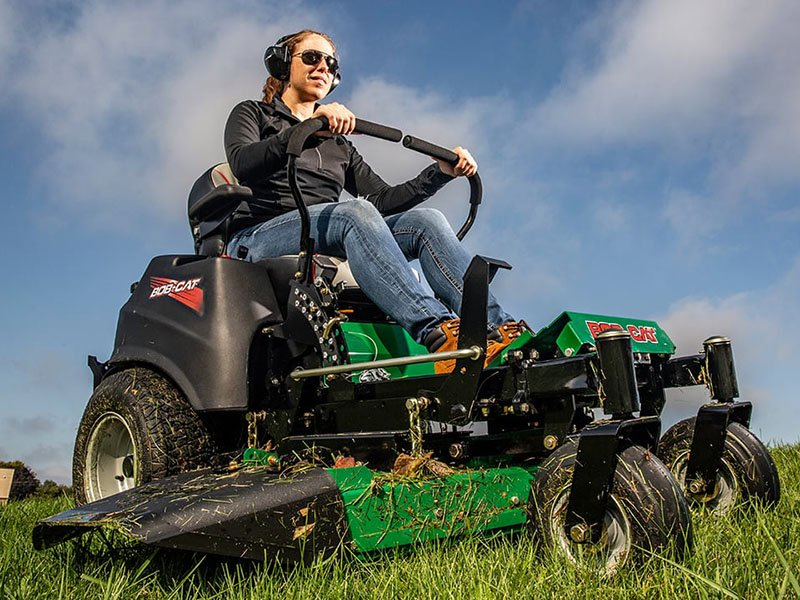 2021 Bob-Cat Mowers FastCat Pro SE 36 in. Kawasaki FX541V 603 cc in Melissa, Texas - Photo 7