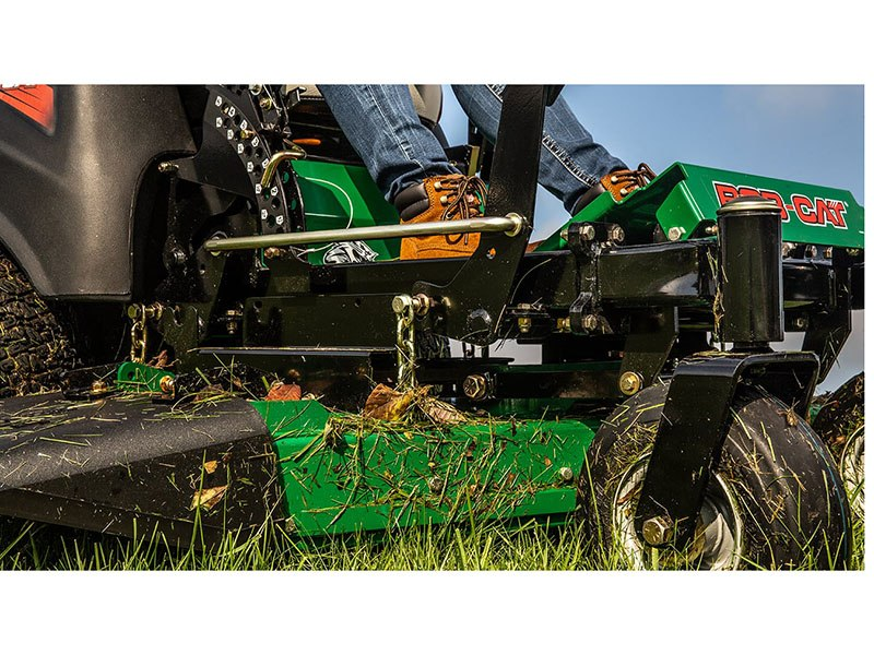 2021 Bob-Cat Mowers FastCat Pro SE 42 in. Kawasaki FX600V 603 cc in Melissa, Texas - Photo 9