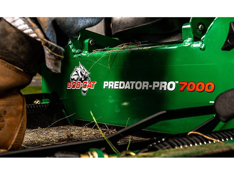 2021 Bob-Cat Mowers Predator-Pro 7000 61 in. HG Wheel Motors FX1000V 999 cc in Mansfield, Pennsylvania - Photo 7