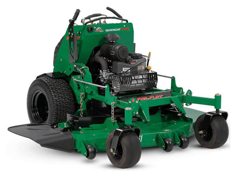 2021 Bob-Cat Mowers QuickCat 4000 52 in. Kawasaki FX691V 726 cc in Caroline, Wisconsin - Photo 1