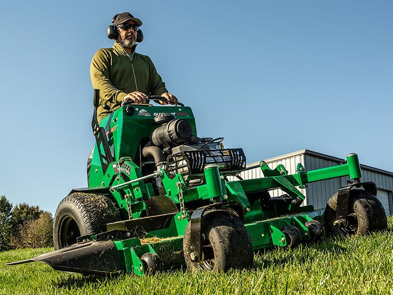 2021 Bob-Cat Mowers QuickCat 4000 52 in. Kawasaki FX691V 726 cc in Caroline, Wisconsin - Photo 6