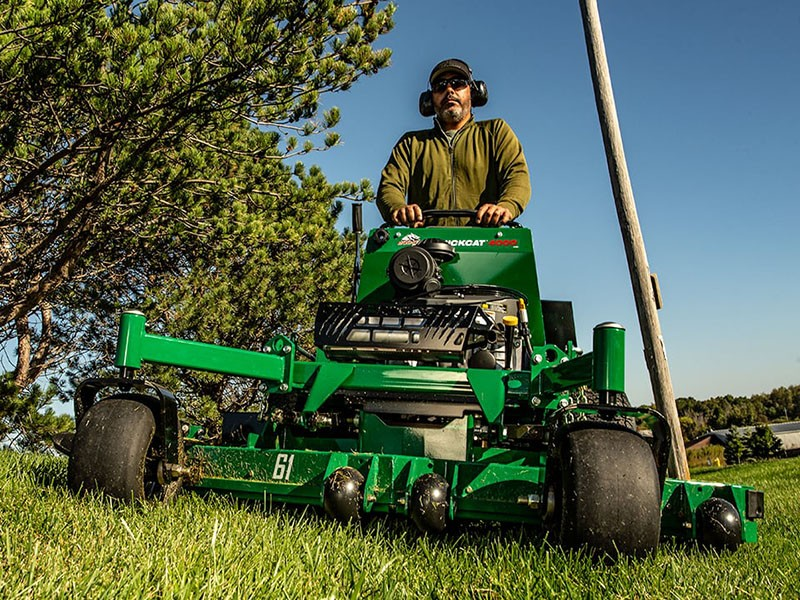 2021 Bob-Cat Mowers QuickCat 4000 52 in. Kawasaki FX691V 726 cc in Sturgeon Bay, Wisconsin - Photo 8