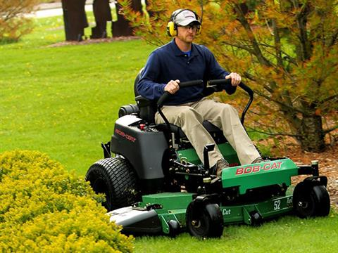 2021 Bob-Cat Mowers XRZ Pro 52 in. Kawasaki FX691V 726 cc in Sturgeon Bay, Wisconsin - Photo 9