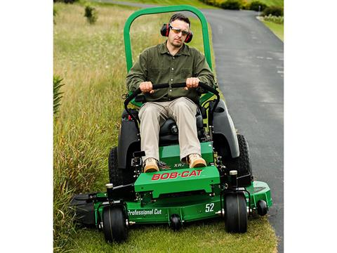 2021 Bob-Cat Mowers XRZ Pro RS 52 in. Kawasaki FX691V 726 cc in Saint Marys, Pennsylvania - Photo 5