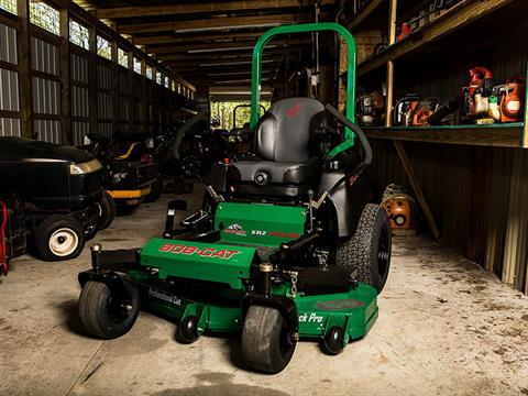 2021 Bob-Cat Mowers XRZ Pro RS 61 in. Kawasaki FX730V 726 cc in Brockway, Pennsylvania - Photo 8
