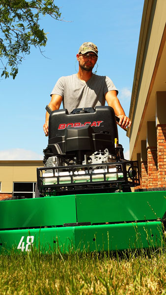 2020 Bob-Cat Mowers DuraDeck 42 in. in Melissa, Texas - Photo 6