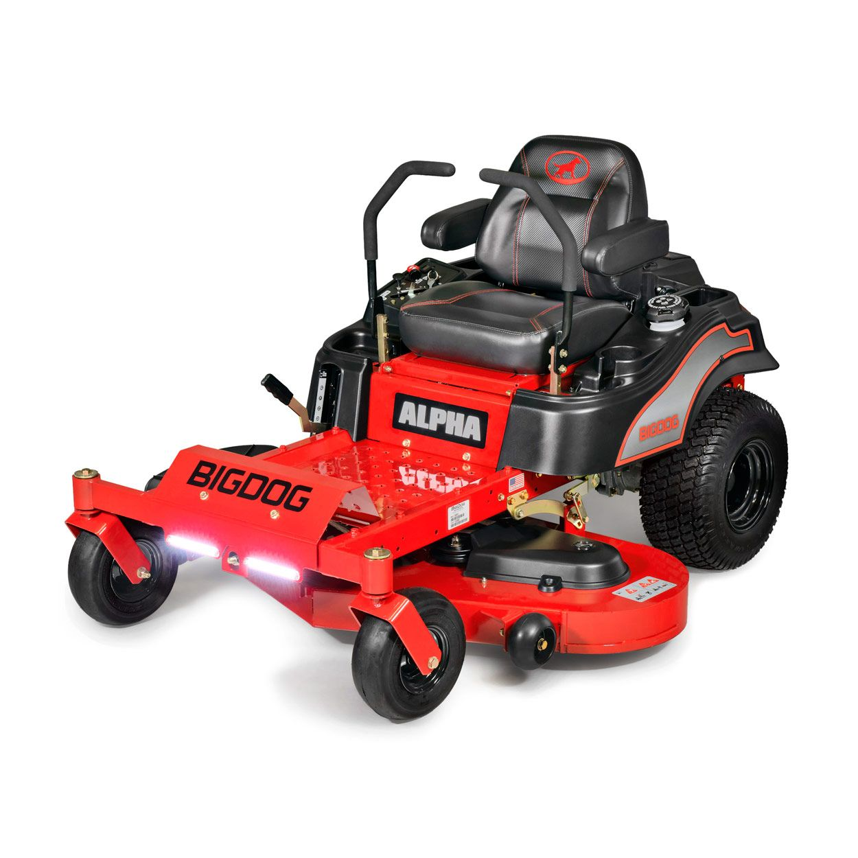 2015 Big Dog Mowers Alpha 52 in. in Livingston, Texas