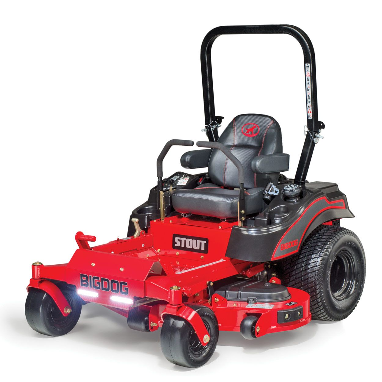 2015 Big Dog Mowers Stout 54 in. in Livingston, Texas