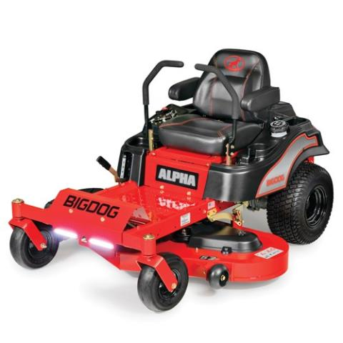 2016 Big Dog Mowers Alpha 42 in. in South Hutchinson, Kansas