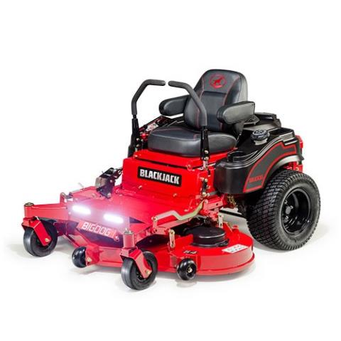 2016 Big Dog Mowers BlackJack 54 in. in South Hutchinson, Kansas