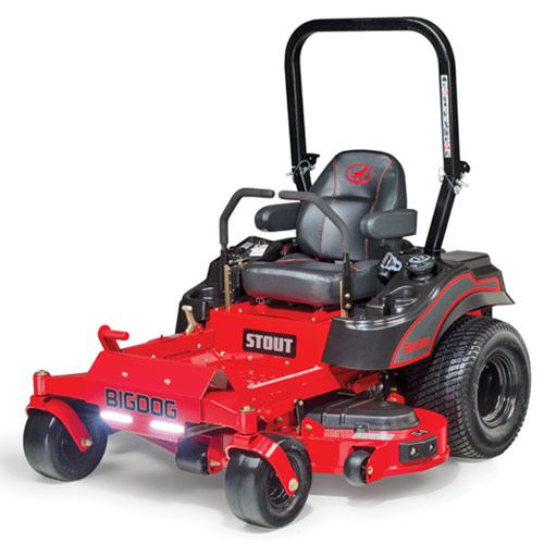 2016 Big Dog Mowers Stout 60 in. in Livingston, Texas