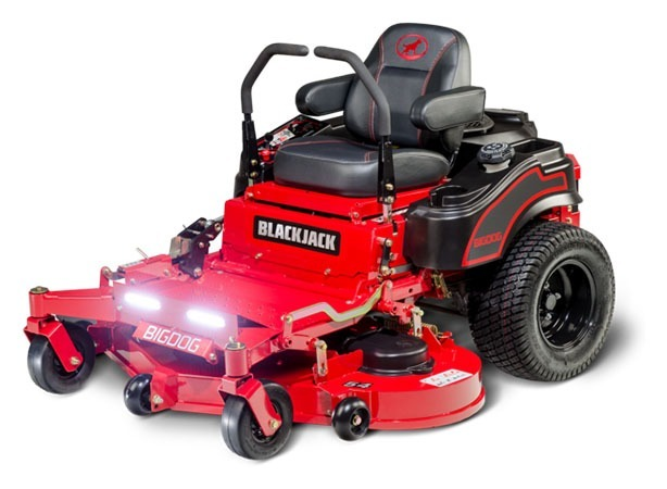 2019 Big Dog Mowers Blackjack 48 in. in Livingston, Texas
