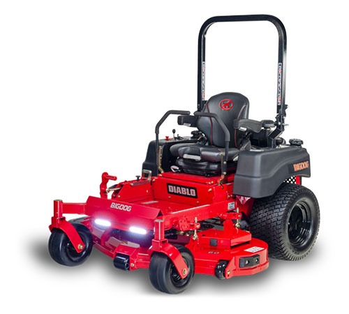 2019 Big Dog Mowers Diablo 52 in. Zero Turn Mower in West Monroe, Louisiana