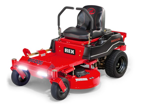 2019 Big Dog Mowers Rex 34 in. Briggs & Stratton 10.5 hp in West Monroe, Louisiana